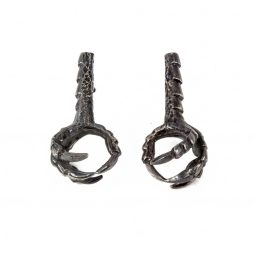 Raven Claws Earrings